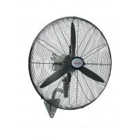 風扇 掛牆牛角扇 - 三段風速